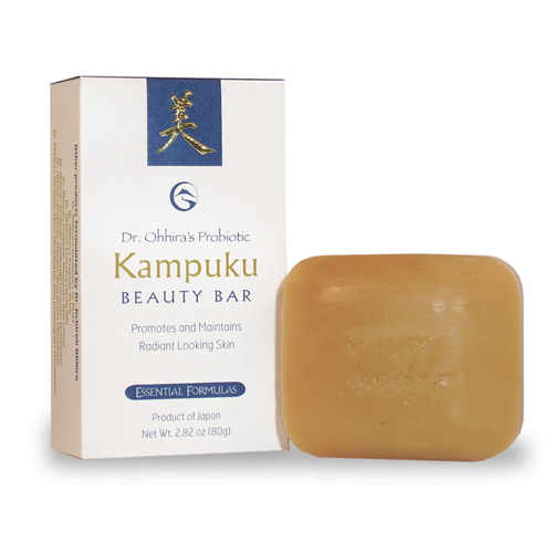 Dr. Ohhira's Probiotic Kampuku Soap (80 gram bar)